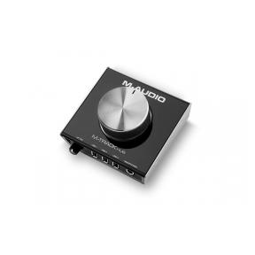M-Audio M-Track Hub USB Audio Interface and USB Hub