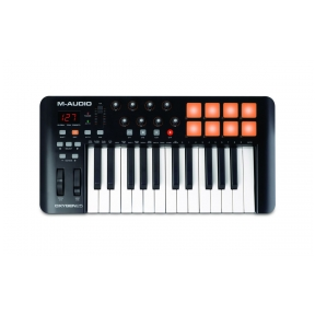 M-Audio Oxygen-25MKIV USB MIDI Keyboard