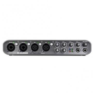 M-Audio Fast Track Ultra USB audio interface + Pro Tools MP