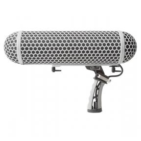 Marantz ZP-1 - Blimp-style Microphone Windscreen and Shockmount