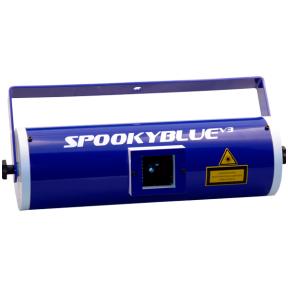 MEDIALAS SPOOKYBLUE V3 50G DMX Laser Projector