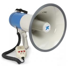 MEGAFONAS su USB, SD, SIRENA ir mikrofonu - VONYX MEG060 952.014