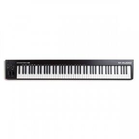 MIDI KLAVIATŪRA M-AUDIO KEYSTATION-88 MK3 88-KEY SEMI-WEIGHTED USB/MIDI CONTROLLER