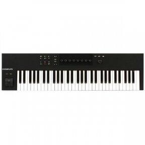 MIDI KLAVIATŪRA - NATIVE INSTRUMENTS - KOMPLETE KONTROL A61