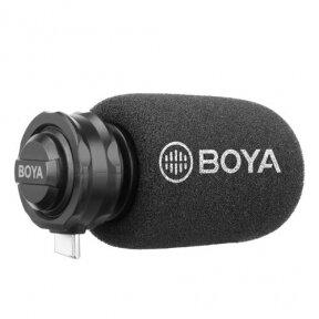 Mikrofonas - BOYA - BY-DM100
