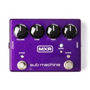 MXR M-225 Sub Machine Octave Fuzz Pedal