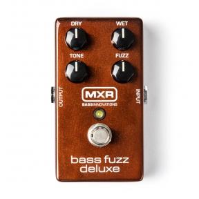 MXR M-84 Bass Fuzz Deluxe Pedal