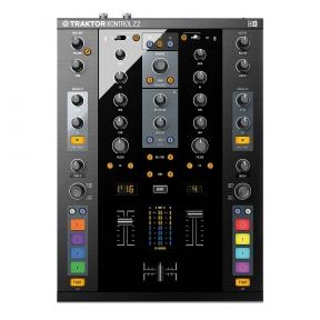 Native Instruments Traktor Kontrol Z-2 DJ Mixer/Controller