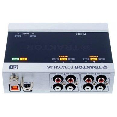Native Instruments Traktor Scratch A-6 DJ System 2
