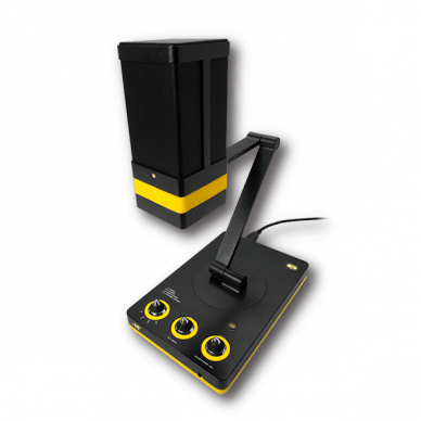 USB MIKROFONAS NEAT MICROPHONES BEE-CASTER 2