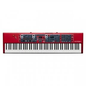 NORD STAGE 3-88 88-NOTE WEIGHTED HAMMER ACTION KEYBED