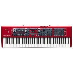NORD STAGE 3-HP76 76-NOTE WEIGHTED HAMMER ACTION PORTABLE KEYBED