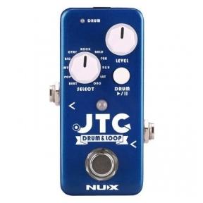 Efektų Pedalas Nux NDL-2 Mini Core Series Loop Pedal JTC DRUM & LOOP