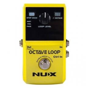 Efektų pedalas Nux OCTALOOP Core Series