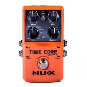 Efektų pedalas Nux TIMECDLX Core Series Delay/Looper Pedal