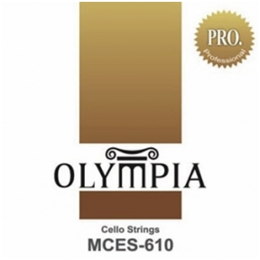 Olympia MCES-610 Cello Strings 4/4
