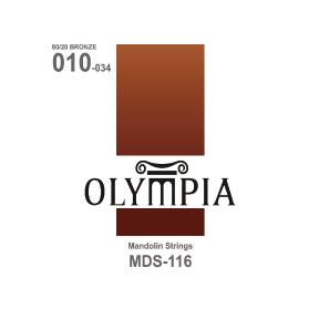 Olympia MDS-116 Mandolin Strings .010-.034