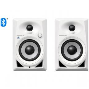 Pioneer DM-40BT-W - 4- inch desktop monitor speakers (Bluetooth)