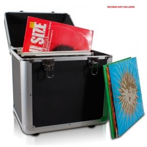 "Power Dynamics RC100 12"" Vinyl Record Case Black 171.823"