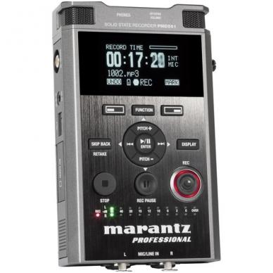 Diktofonas - Marantz PMD561 2