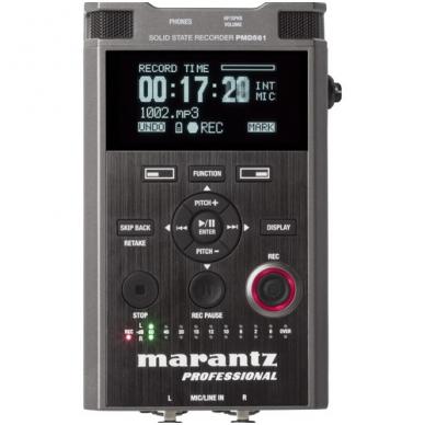 Diktofonas - Marantz PMD561