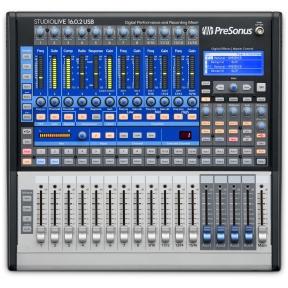 Presonus StudioLive 16.0.2 - Digital Mixer