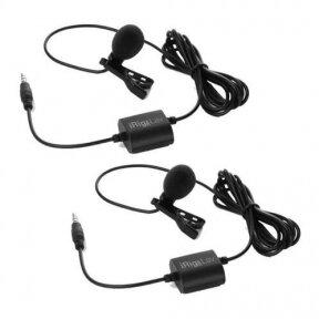 Prisegamas mikrfonas - IK Multimedia - iRig Mic Lav 2 Pack