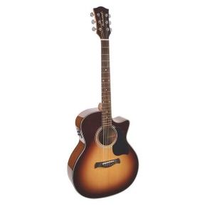 Richwood G-40CESB Master Series handmade grand auditorium guitar