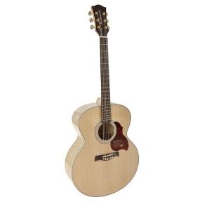 Akustinė Gitara Richwood HCG-47 Master Series Jumbo Rankų Darbo
