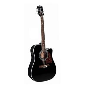 Richwood RD-17CEBK Artist Series acoustic guitar
