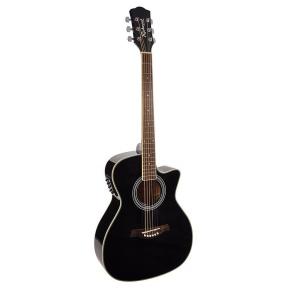 Richwood RG-16CEBK Artist Series Acoustic Guitar