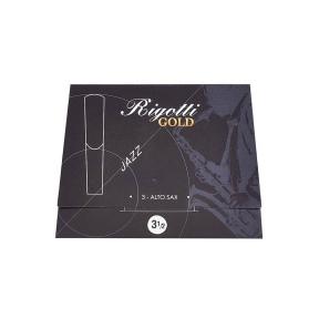 Rigotti Gold RGA-35/3 Alto Saxophone Reeds 3.5 (3 Pcs)