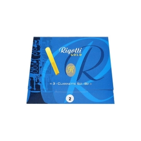 Rigotti Gold RGC-20/3 Bb Clarinet Reeds 2.0 (3 Pcs)