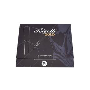 Rigotti Gold RGS-25/3 Soprano Saxophone Reeds 2.5 (3 Pcs)