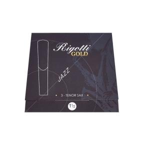 Rigotti Gold RGT- 15/3 Tenor Saxophone Reeds 1.5 (3 Pcs)