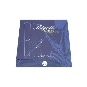 Rigotti Gold RGT- 25/3 Tenor Saxophone Reeds 2.5 (3 Pcs)
