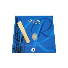 Rigotti Gold RGB-30/3 Baritone Saxophone Reeds 3.0 (3 Pcs)