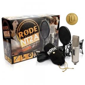 Rode NT2-A studio set