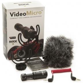 Rode Video Micro camera microphone