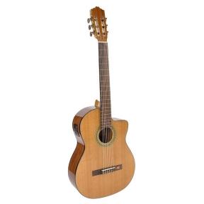 Salvador Cortez CC-10CE Student Series Classic Guitar