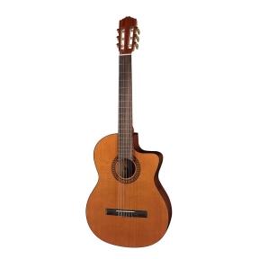 Klasikinė Gitara Su Pajungimu Salvador Cortez CC-22CE Solid Top Artist Series