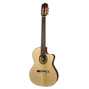 Salvador Cortez CS-205 Solid Top Concert Series Classic Guitar