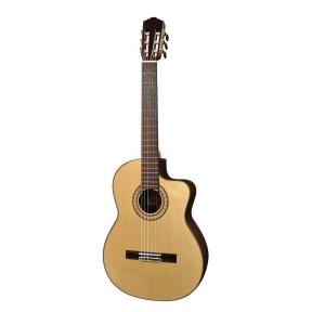Klasikinė Gitara Su Pajungimu Salvador Cortez CS-60CE Solid Top Concert Series