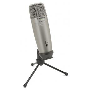 Samson C-01U Pro USB Studio Condenser Microphone