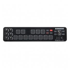 Samson Graphite MD-13 USB MIDI Controller