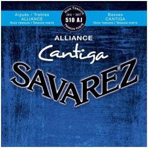 Savarez 510-AJ Alliance Cantiga High Tension
