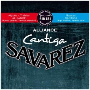Savarez 510ARJ Alliance Cantiga Normal/High Tension