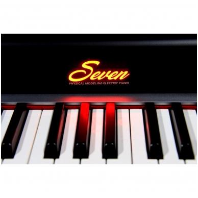 Senovinio stiliaus skaitmeninis pianinas - CRUMAR SEVEN 12