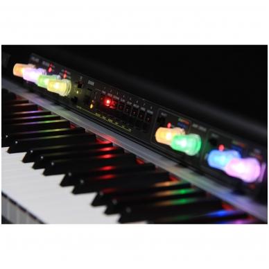 Senovinio stiliaus skaitmeninis pianinas - CRUMAR SEVEN 13