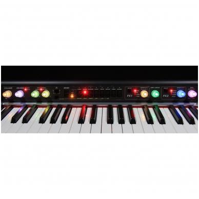 Senovinio stiliaus skaitmeninis pianinas - CRUMAR SEVEN 3